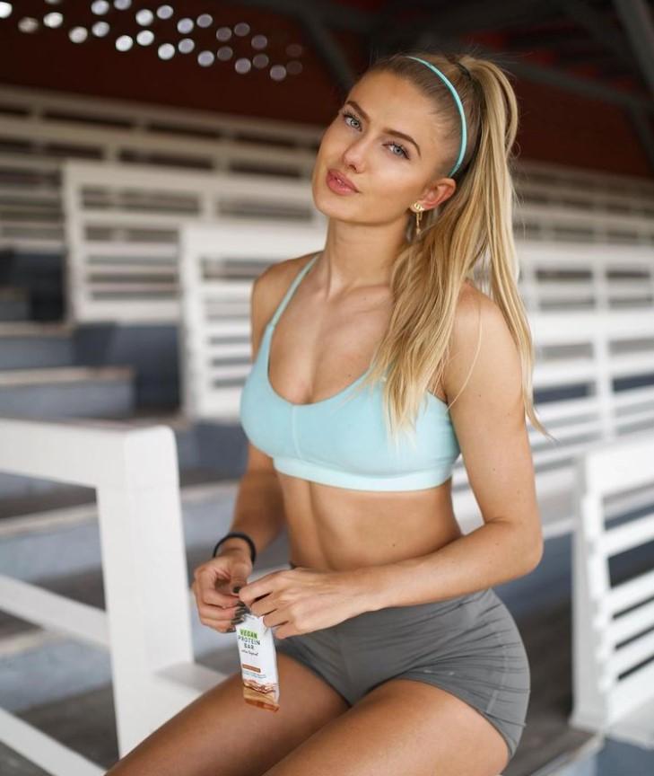 乌克兰美女,维密超模,东京奥运女神选手