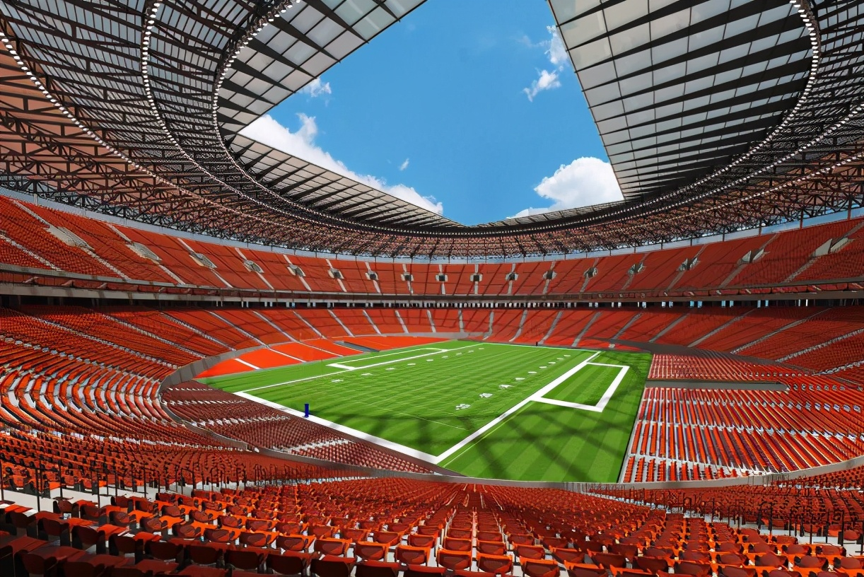 上海浦东球场