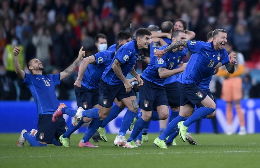 欧洲杯半决赛