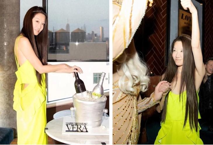 美国华裔婚纱设计师Vera Wang王薇薇
