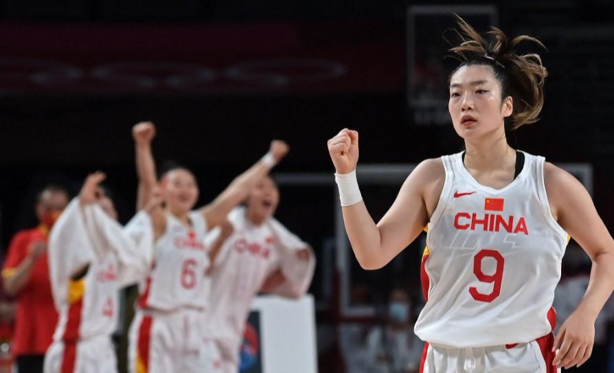 奥运会,中国队,中国女篮