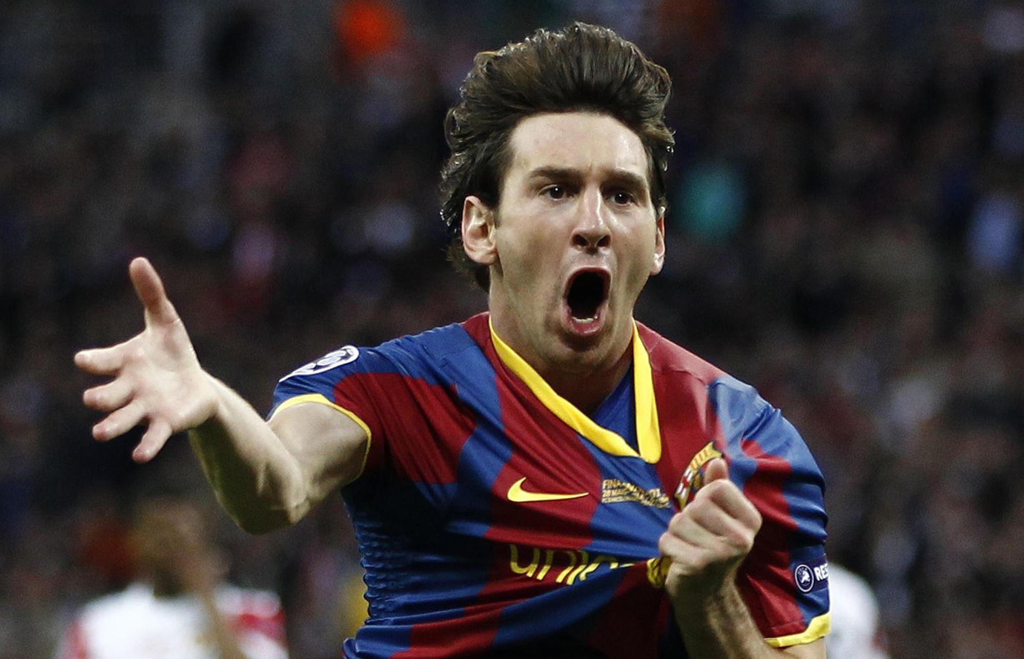 梅西宣布分手,巴塞罗那