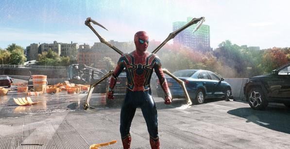 蜘蛛侠:无家可归