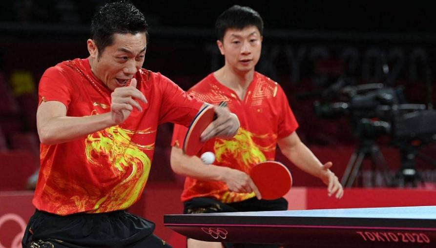 东京奥运会乒乓球