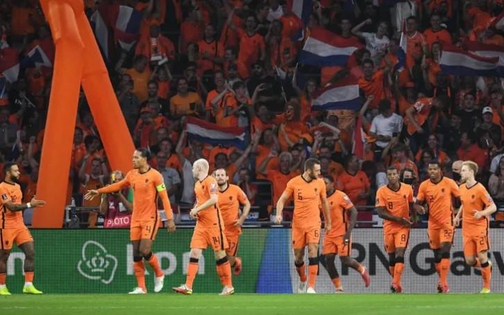 世界杯,克拉森,荷兰主场
