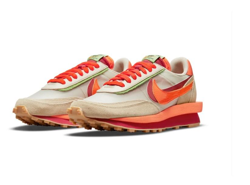 Nike LDWaffle,陈冠希